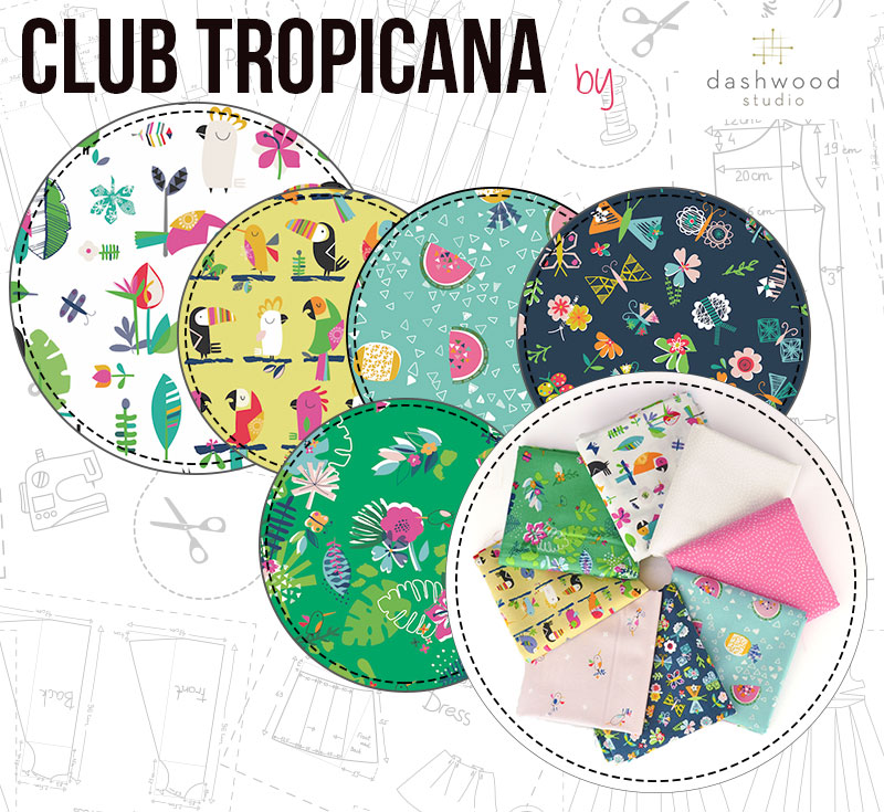 Club Tropicana by Dashwood Studio