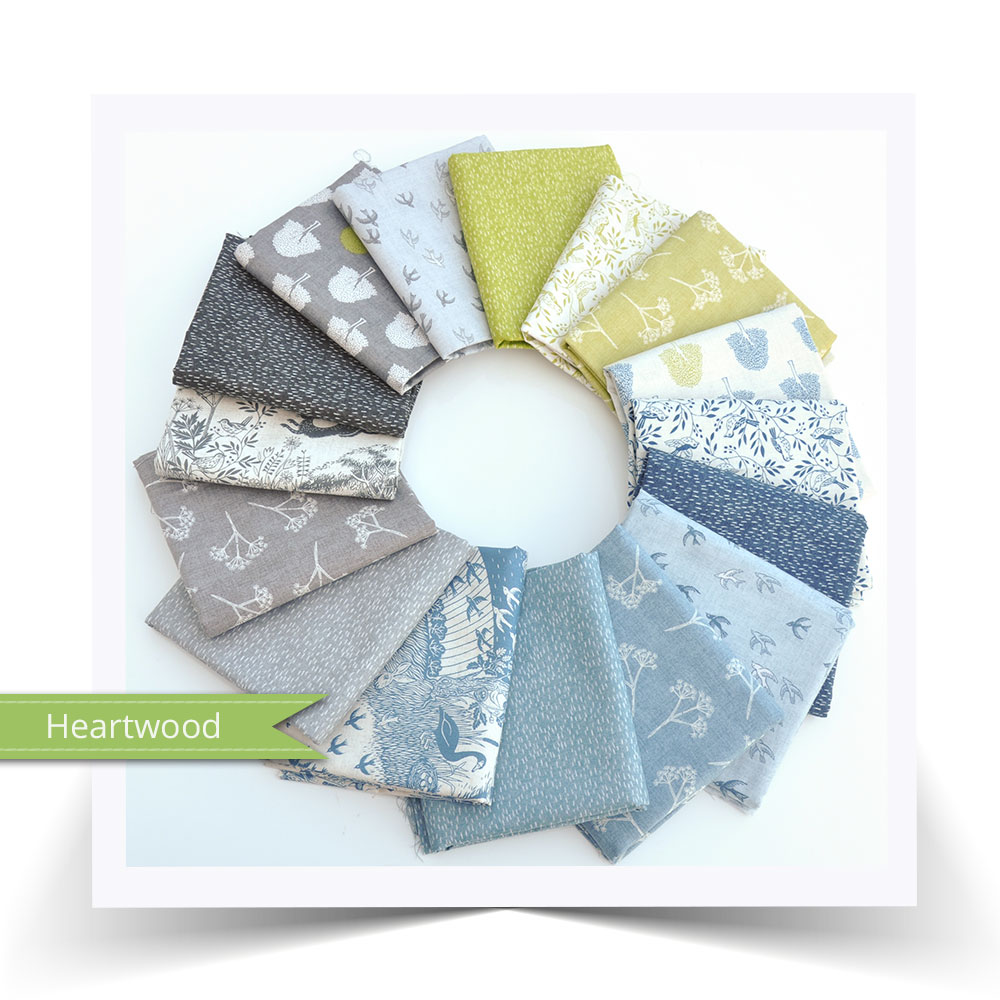 Heartwood FQ Bundle