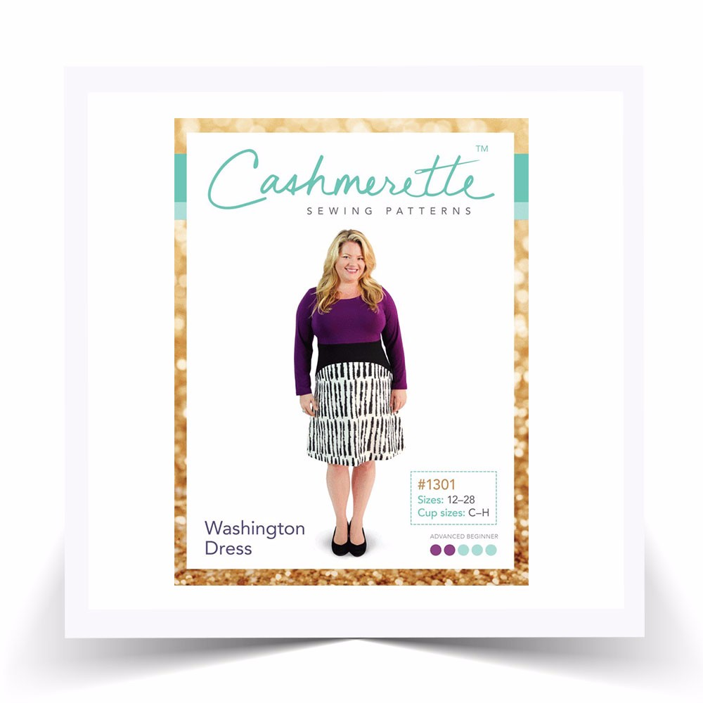 Cashmerette Patterns!