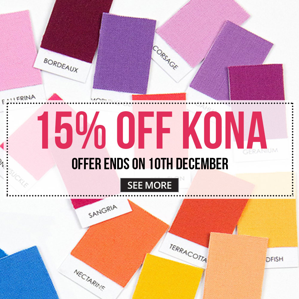 15% Off Kona