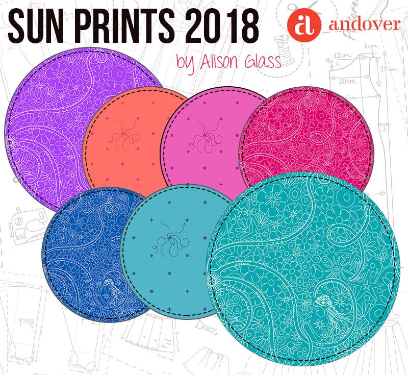 Sun Prints 2018
