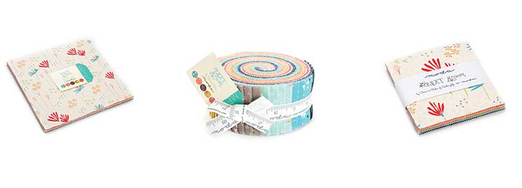 Charm pack, jelly roll, layer cake