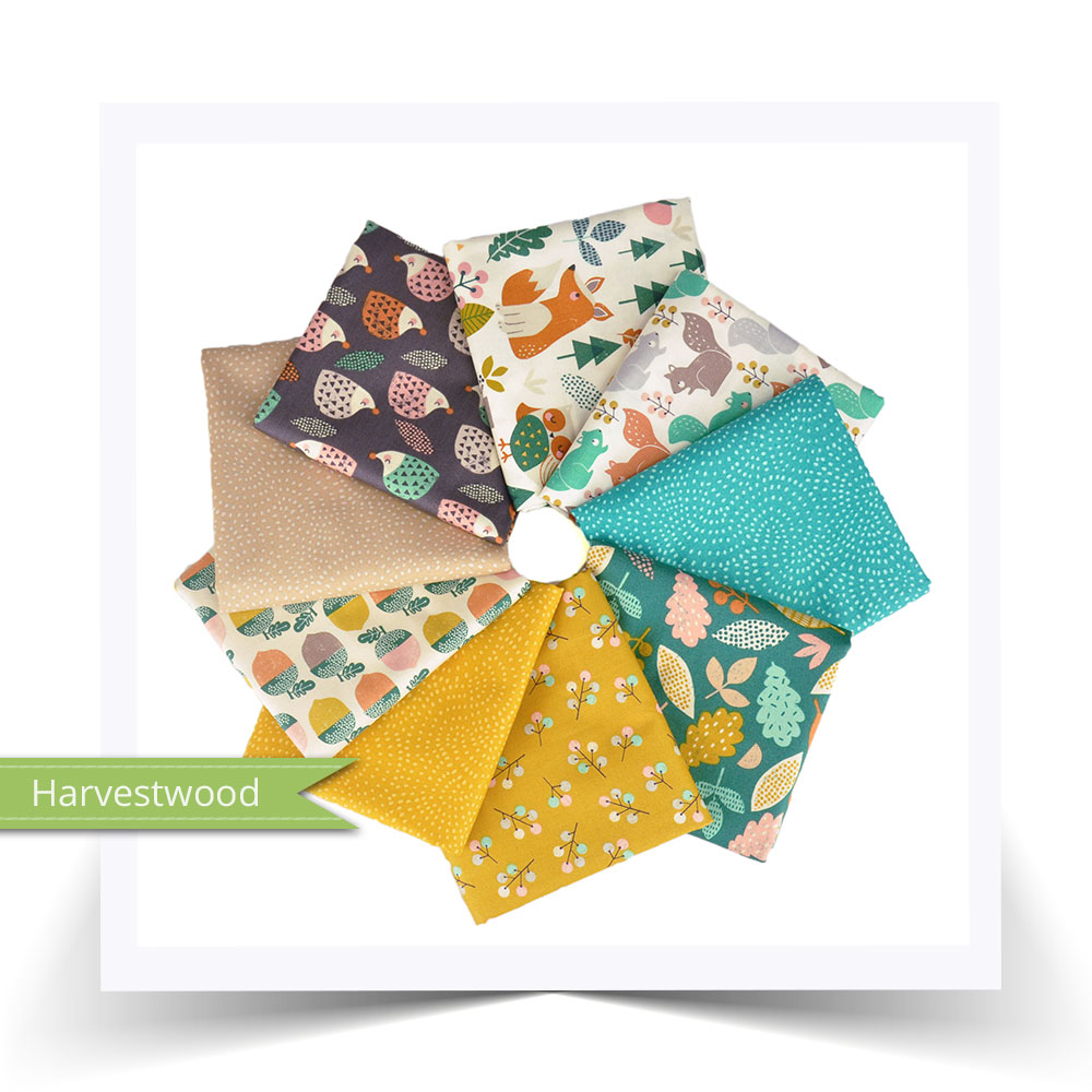 Harvestwood by Wendy Kendall for Dashwood Studio