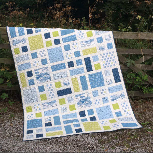 Heartwood quilt kit