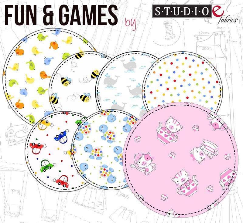 Fun & Games by Studio E