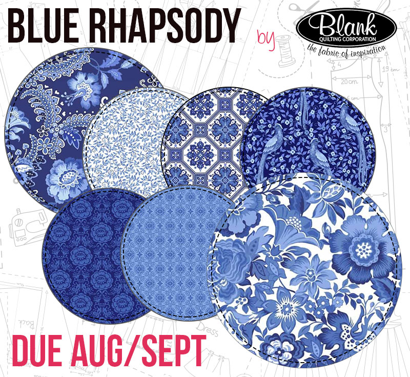Blue Rhapsody by Blank
