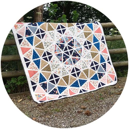 Japanese Garden Quilt Kit