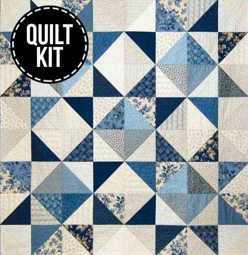 Blue Sky Quilt Kit