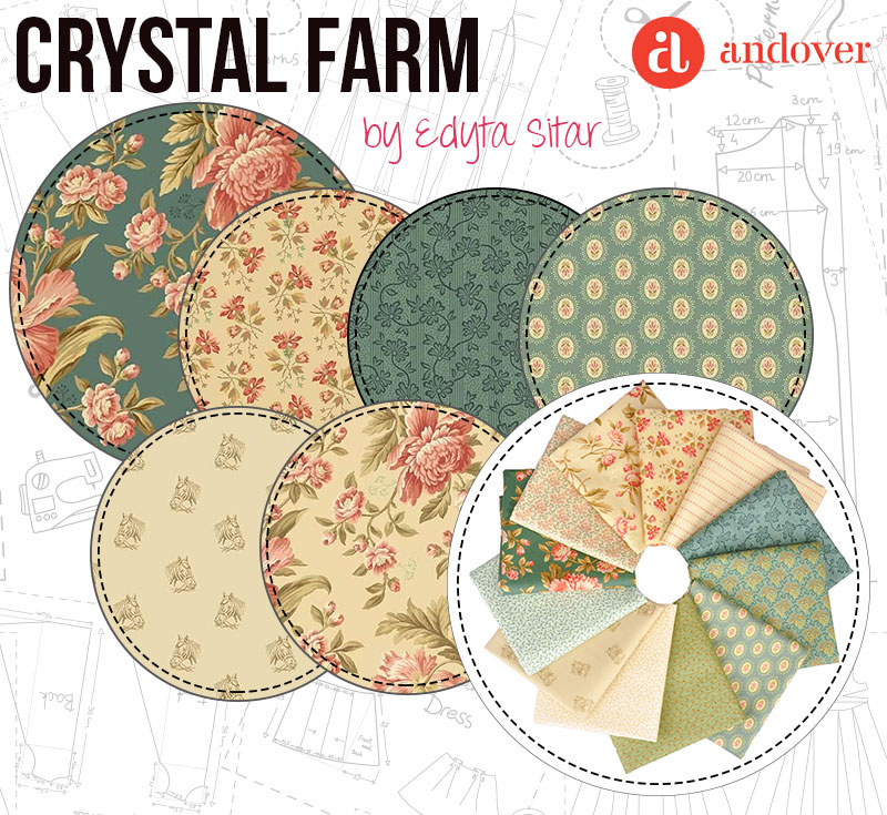 Crystal Farm by Andover