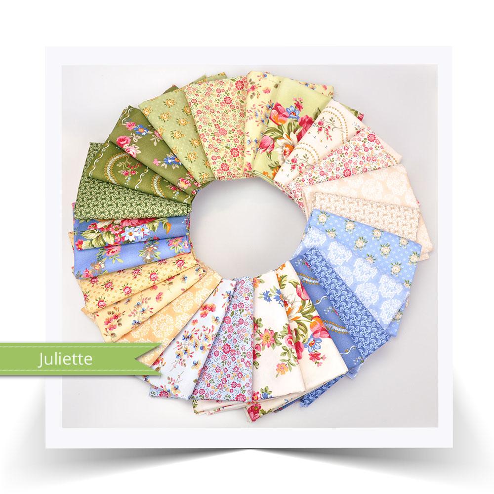 Fantastic florals, natural colours