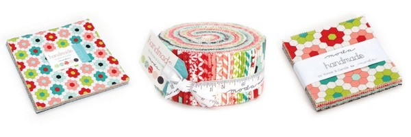 See Charm packs, Jelly Rolls & Layer Cakes
