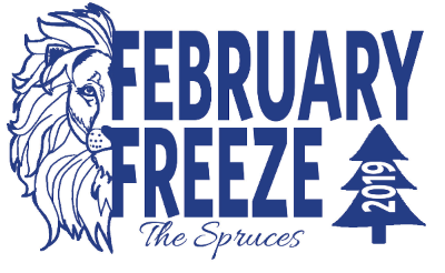 FEBRUARY FREEZE @ The Spruces