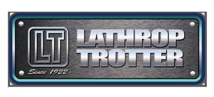 Lathrop Trotter Logo
