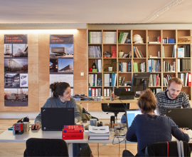 Global Studios move to new offices