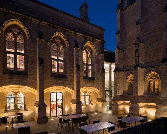 Transforming Oxford University