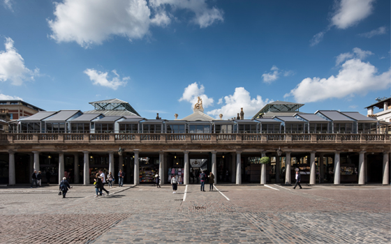 Opera Terrace, Covent Garden