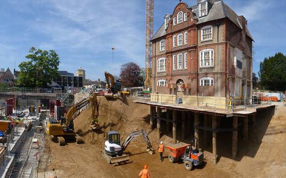 Preserving Heritage at Oxford University