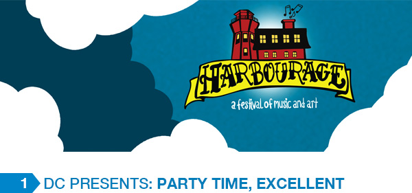 Dc Presents: Party Time, Excellent