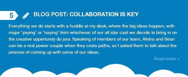 Blog Post - Collaboration is Key
