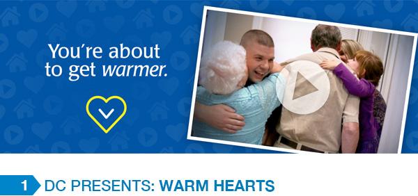 Dc Presents: Warm Hearts