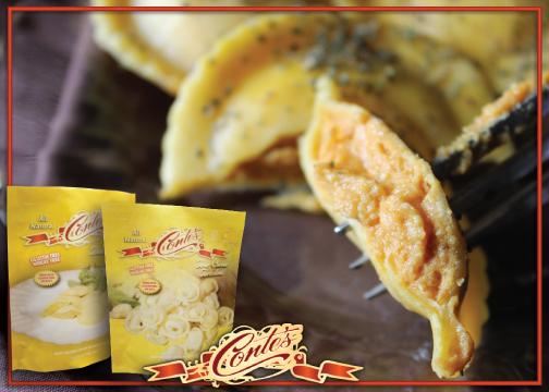 Conte's Pasta: Gluten Free Pasta, Pizza, & Meals