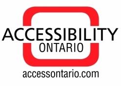 Accessibility Ontario Logo