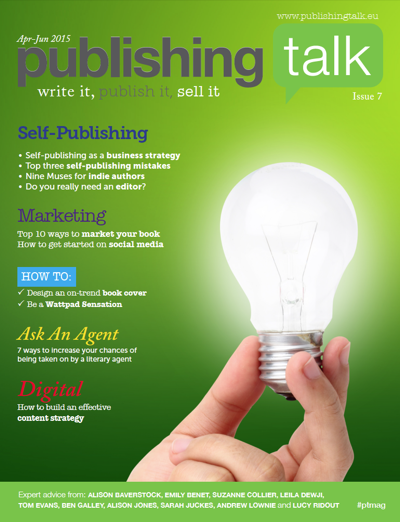 Publishing Talk Magazine