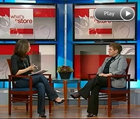 "Janet Benestad, Archdiocese of Boston, ""What's in Store"" Segment on WBZ (CBS)"
