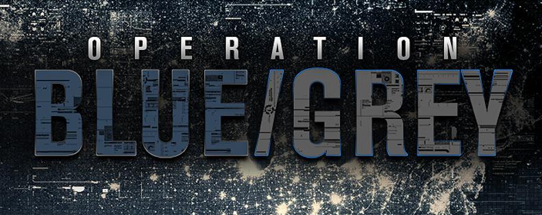 REGISTER for BLUE/GREY!