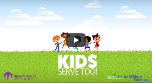 kids serve too