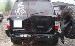 Paragolpes Nissan Patrol GR Y61