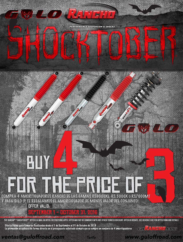 Shocktober Rancho
