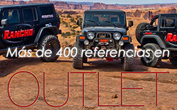 OUTLET 4x4