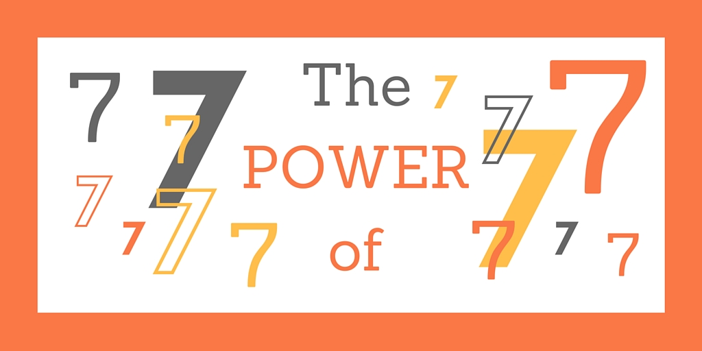 The power of seven