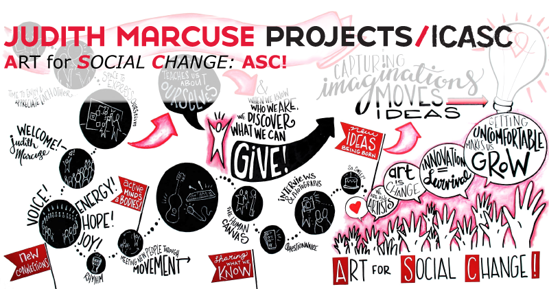 Art for Social Change News!