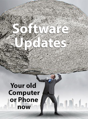 Your Old Computer or Phone Now!