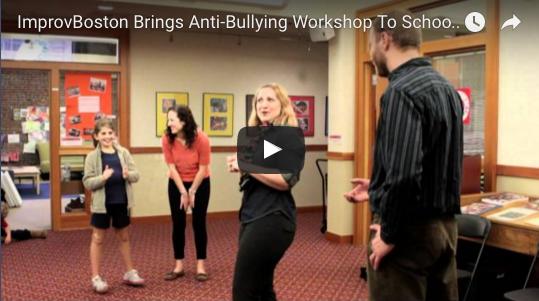 Anti-Bullying Applied Improv Program