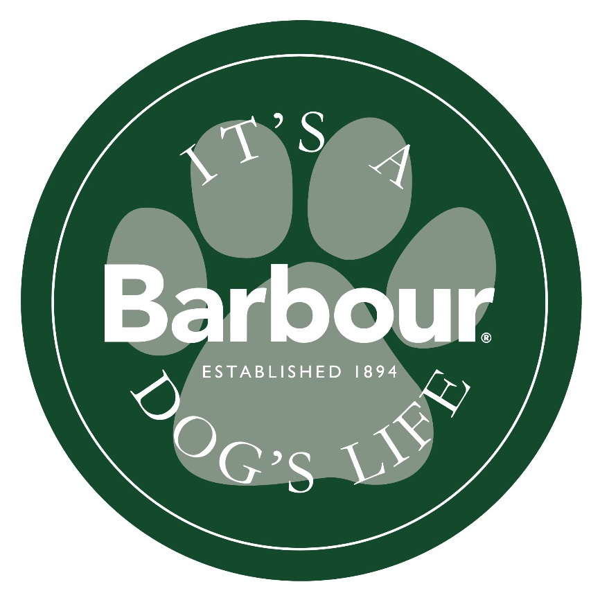 Barbour dog logo