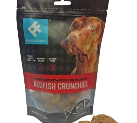 Purely Fish Redfish Crunchies