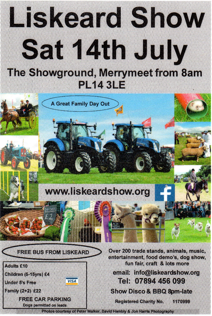 Liskeard Show 2018