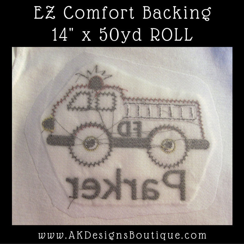 EZ Comfort Backing 14 inch by 50 yard ROLL