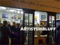 Artists on the Bluff Gallery