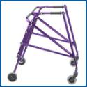 purple walker