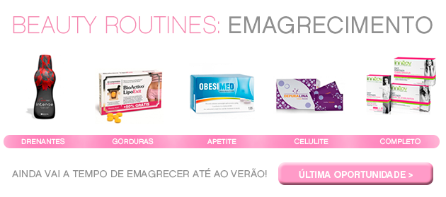 Beauty Routines - Emagrecimento