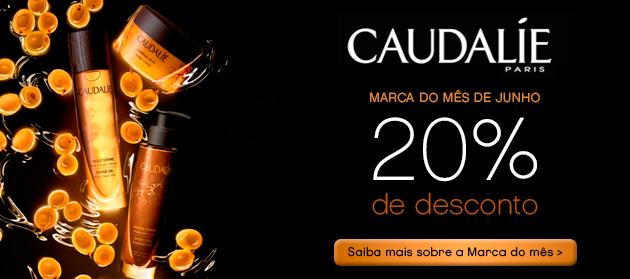 CAUDALIE - MARCA DO MÊS