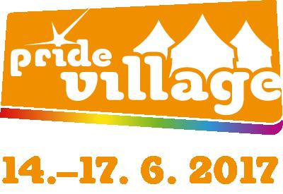 Löwenherz im Pride Village vom 14. bis 17. Juni 2017