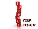 Support your library blocks
