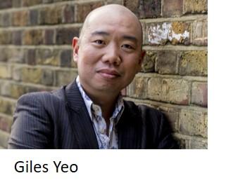 Giles Yeo