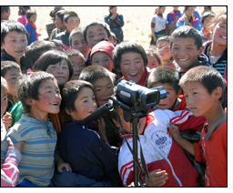 TSERING helps students learn importance of documenting and preserving traditions