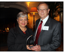 Winrock's American Carbon Registry recognizes leading organizations at annual event